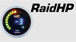 RaidHP inbouwmeters